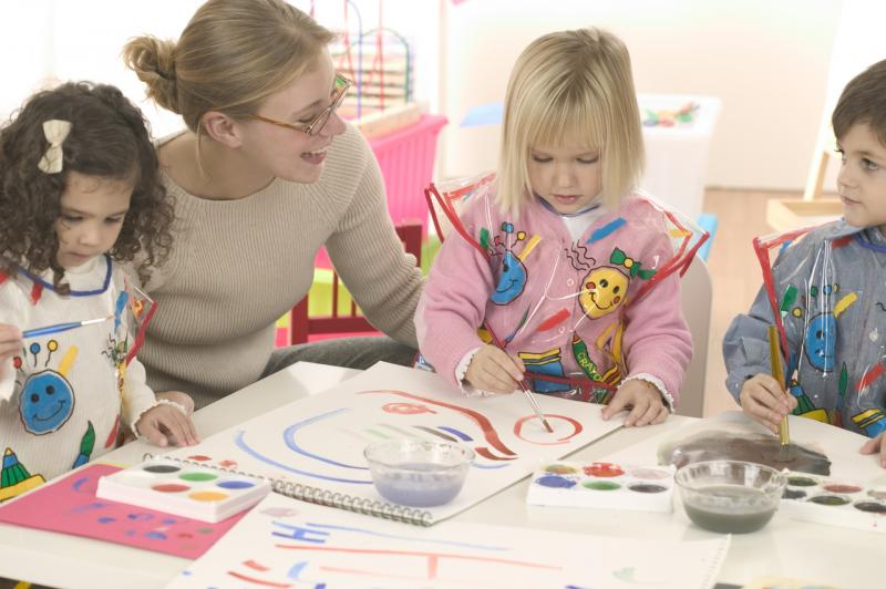 Home Daycare in Oak Ridges Richmond Hill: 905 773-7155 Childcare